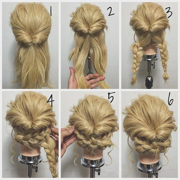 Top DIY Hairstyles for Prom. Desktop Image