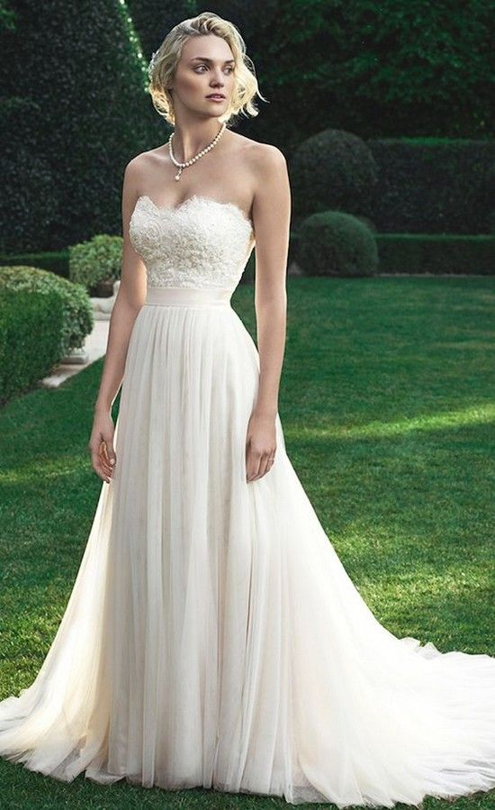 What to wear under your wedding dress! Image