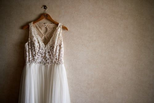 How to Store and Care For Your Wedding Dress If Your Wedding Is Postponed. Desktop Image